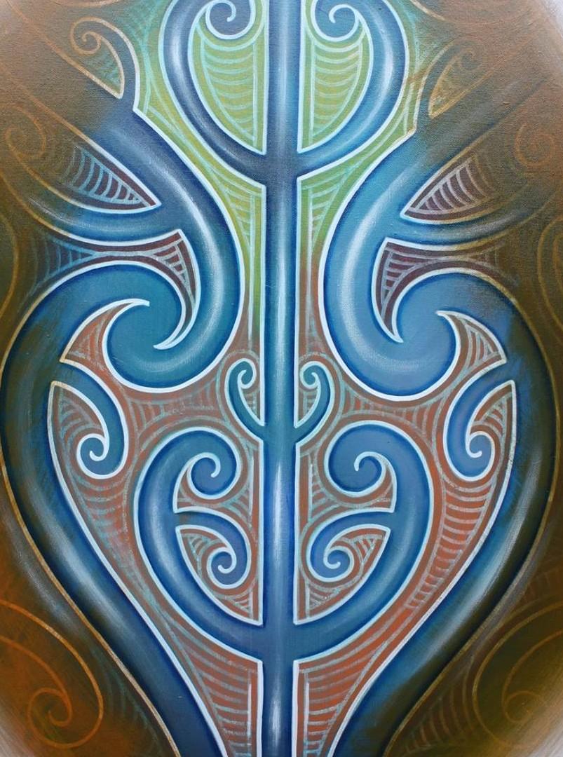 Maori Tattoo Artists: Daniel Ormsby Maori Art